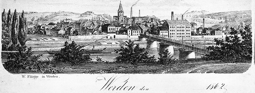St. Ludgerus Werden 1862