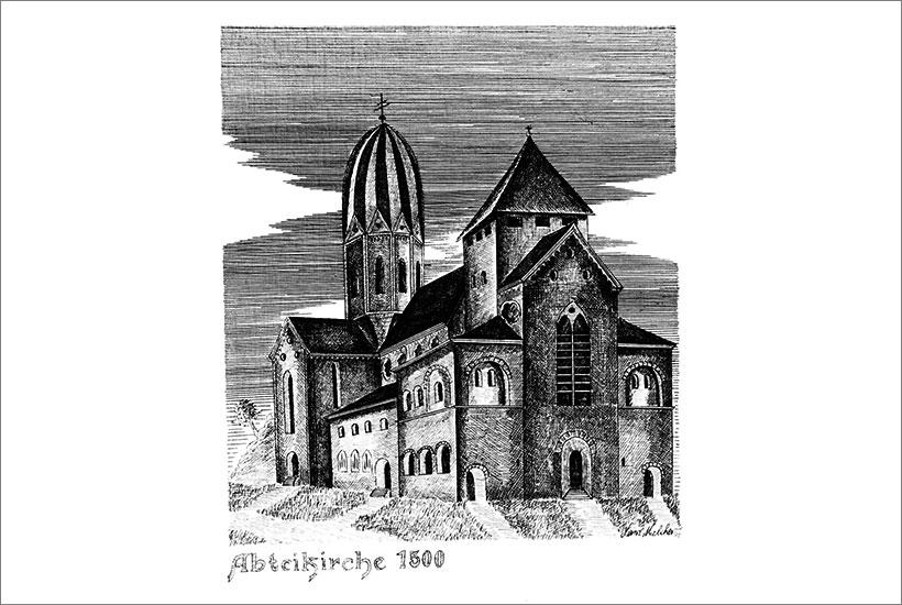 St. Ludgerus um 1500
