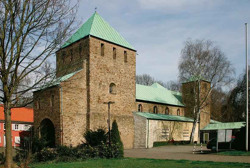 Kirche St. Lucius
