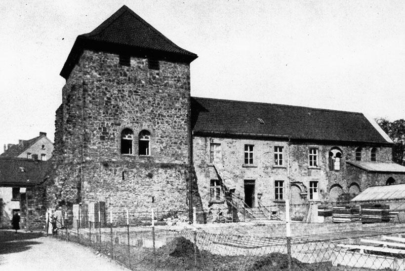 Luciuskirche als Wohnhaus