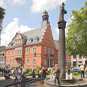 Werden Startbild Rathaus