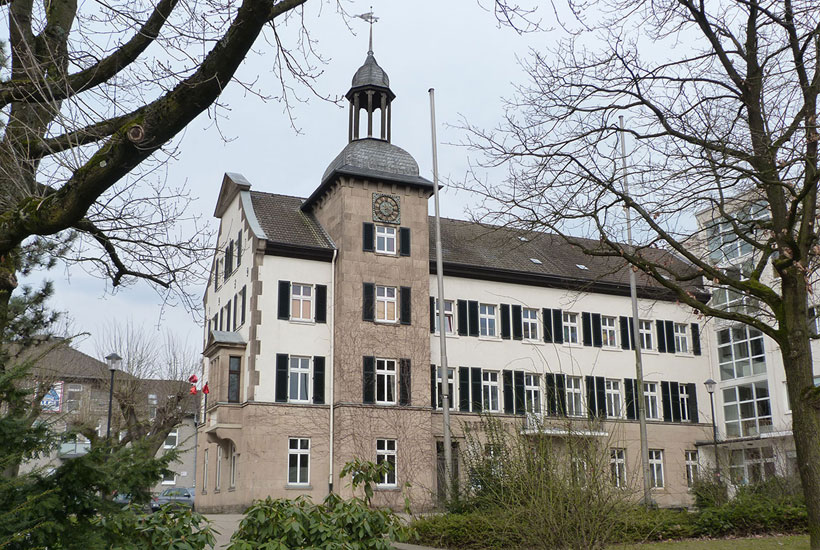 Rathaus Essener Ruhrperlen Essener Ruhrperlen