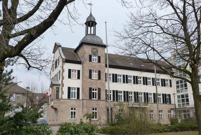 Rathaus in Kettwig