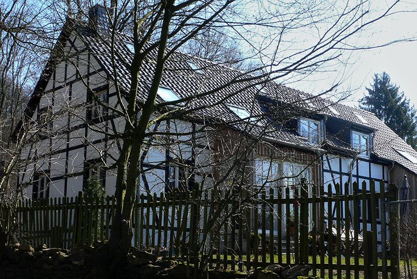 4-3: Haus Baldeney 15 – der frühere Kotten Fendel