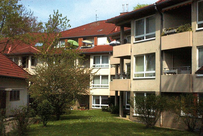 11-6: Seniorenwohnanlage Kruyk-Stiftung Am Brandenbusch