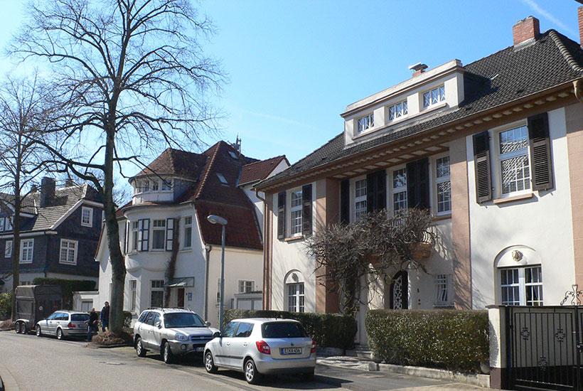 9-4: Häuser Am Wiesental 8 bis 12