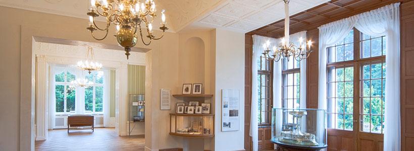 F-4: Historische Ausstellung Krupp – Villa Hügel