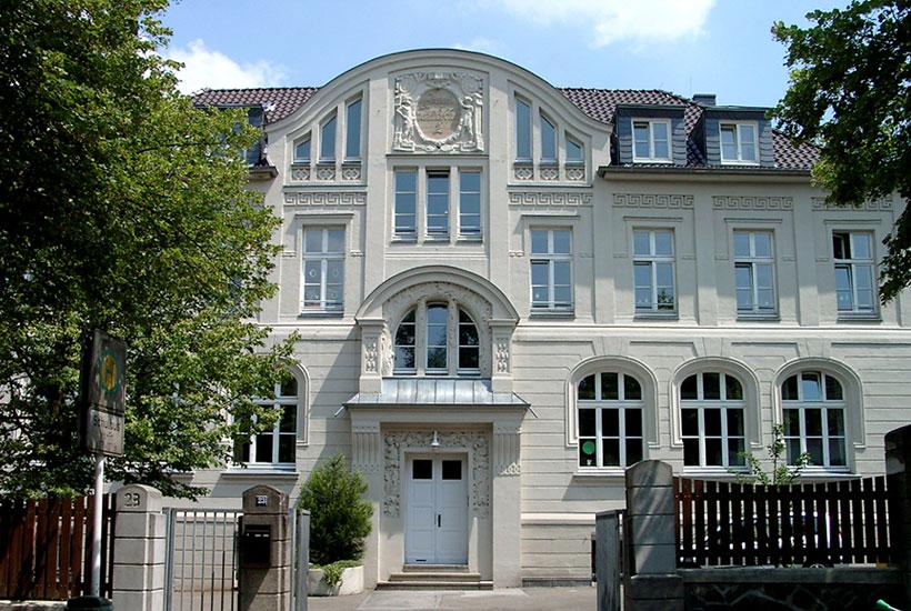 8-2: Graf-Spee-Schule 2011