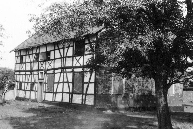 21-4: Bremerkotten vor 1964