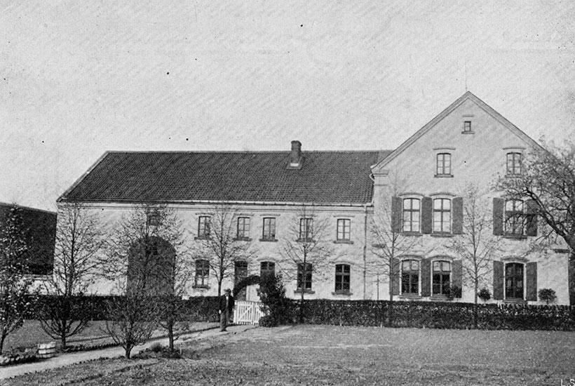 10-6: Früherer Kirchmannshof