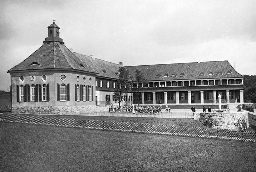 """19-1: """"Walderholungsstätte"""" Funkestiftung 1913"""