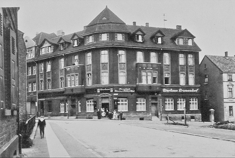 Bierhaus Prumendorf um 1920