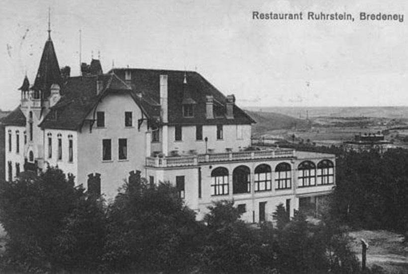 15-3: Luftkurhaus Ruhrstein um 1906
