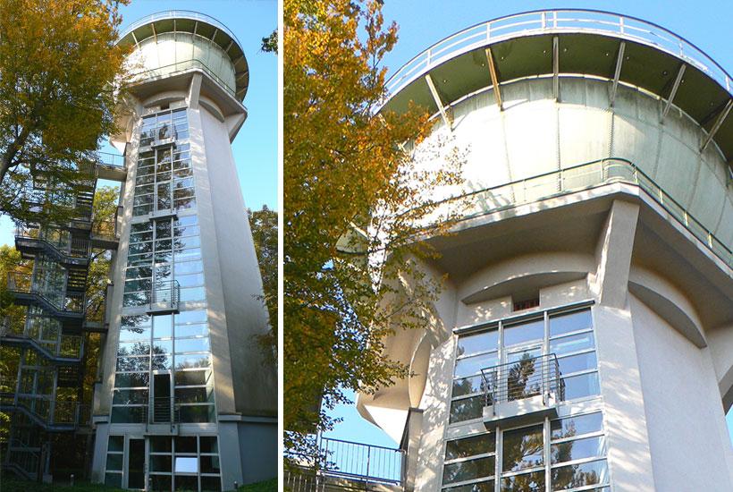 Ehemaliger Wasserturm 2011