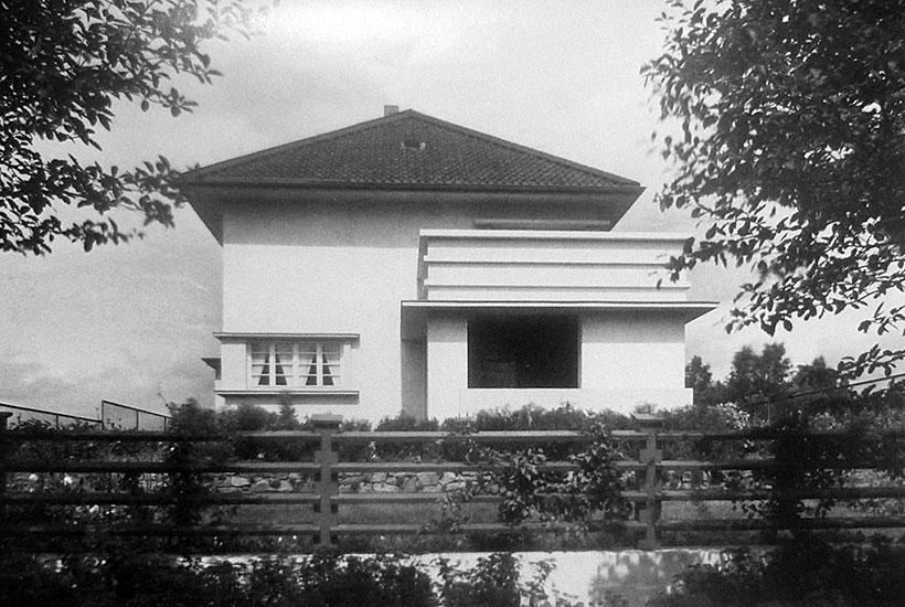 17-2: Ursprüngliches Wohnhaus Sachsse am Walter Sachsse Weg 9