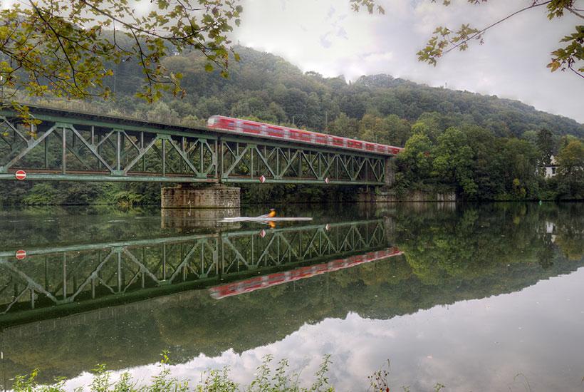 Brücke heute
