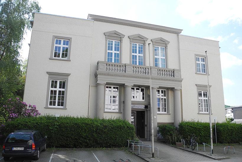 Heute: Werdener Bürger- und Jugendzentrum