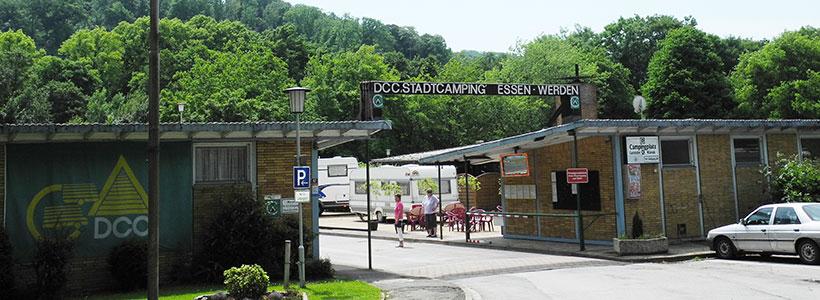 Campingplatz Essen-Werden