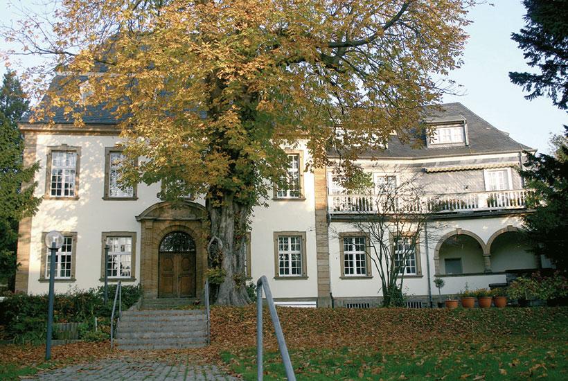 Erbaut 1832 als zweite ev. Kirche