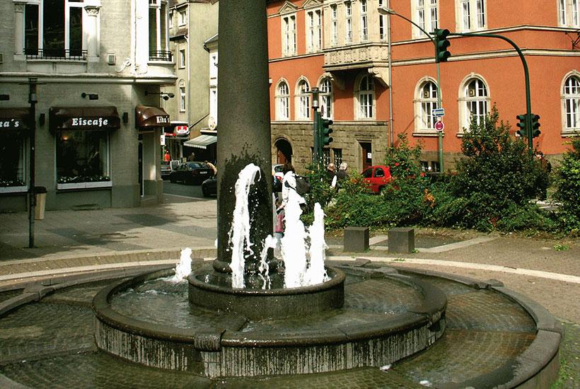 Ludgerusbrunnen