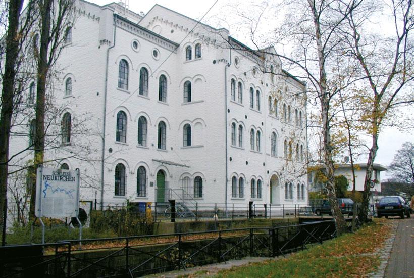 Neukircher Mühle