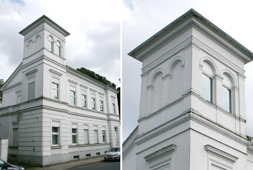 Gebäude im klassizistischen Stil