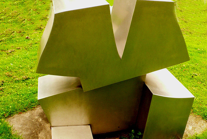 Skulpturenpark – Breklosku