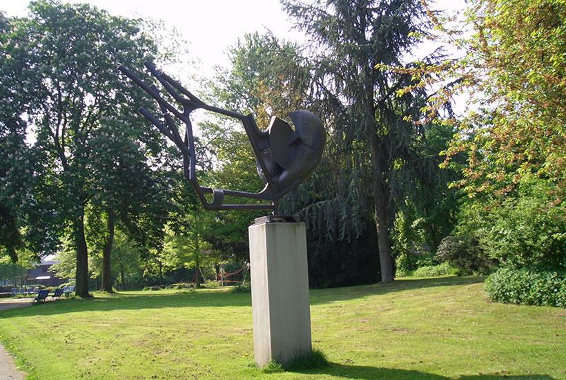 Skulpturenpark – Sichtbares und Unsichtbares