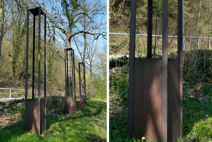 Skulpturenpark – Ungestörtes Wachstum