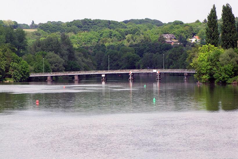 Die Kampmannbrücke