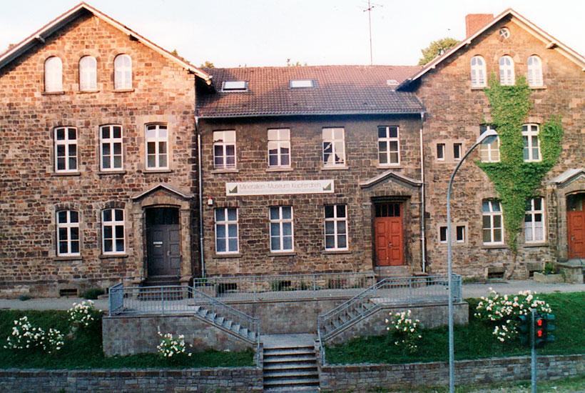 Das Mineralienmuseum
