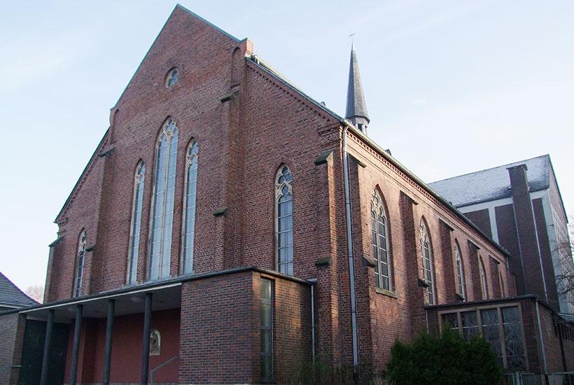 Die St. Josef Kirche