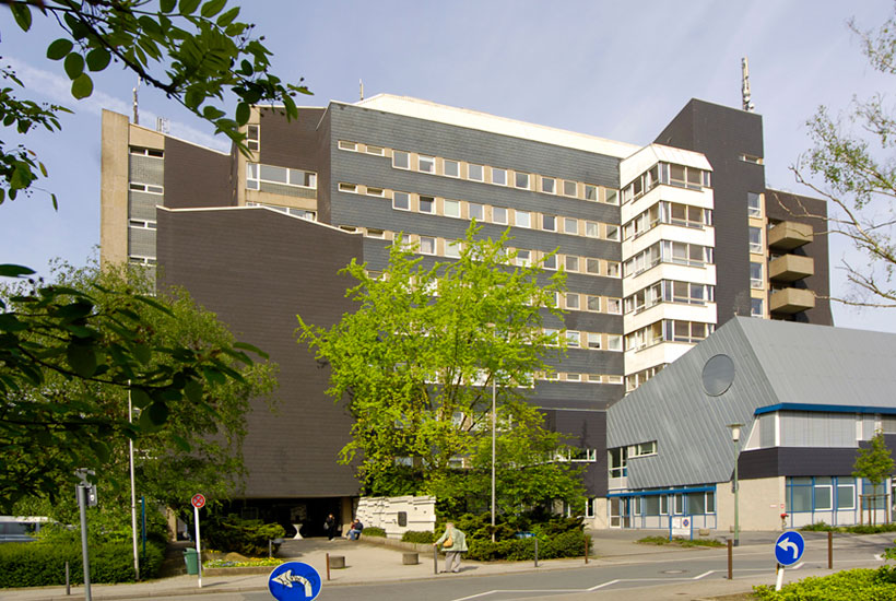 Die St. Josef Krankenhaus
