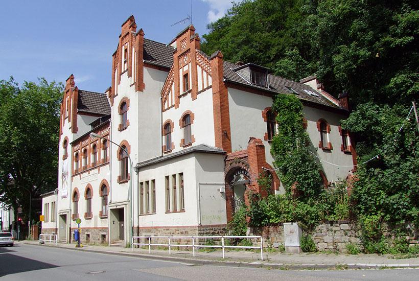 Die Karl-Funke-Stiftung an der Kupferdreher Straße