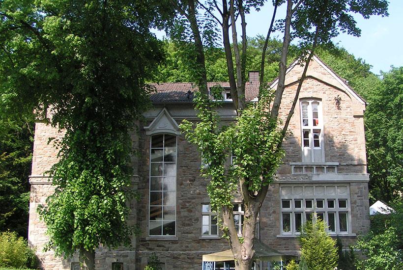 Das ehemalige Kupferdreher Rathaus