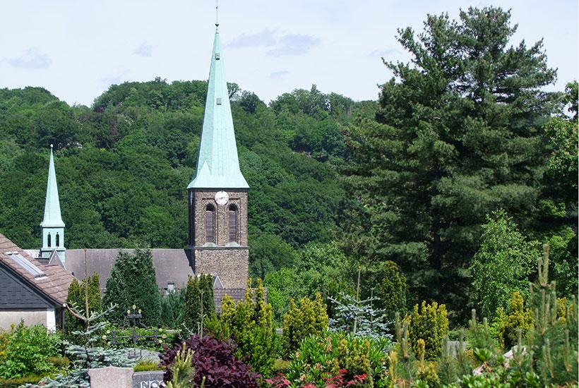 Die Dilldorfer Kirche