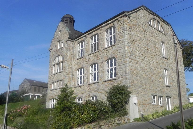 Die ehemalige Oberbyfangschule